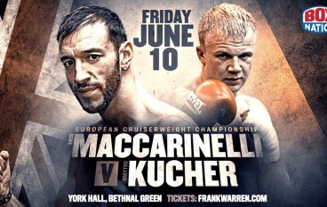 Maccarinelli suffers eighth stoppage loss and retirement seems likely