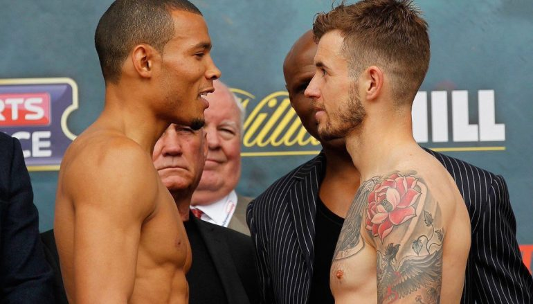 Eubank dazzles brave Doran to inflict first defeat