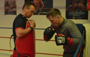 Alex Hughes hungry to start another knockout streak as he eyes titles in the near future