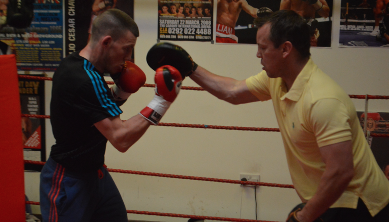Liam Williams learning big stage lessons ahead of Ahmet Patterson defence