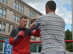 Liam Williams' next show at home starts to take shape with solid undercard