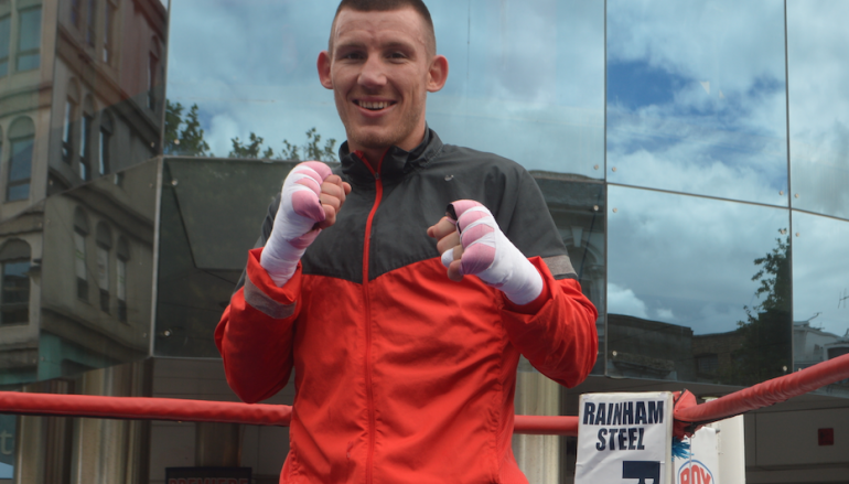 EXCL: Liam Williams determined to make 'lifelong dream' come true with win against Liam Smith