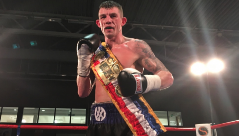 Preview: Dai Davies to take another step towards a domestic title shot