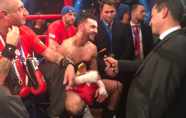 One night in Neubrandenburg: Nathan Cleverly creates history with career best win