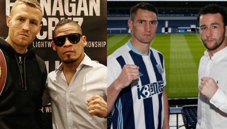 Preview – Stars of the show: Terry Flanagan vs Orlando Cruz, Tommy Lanford vs Sam Sheedy and more