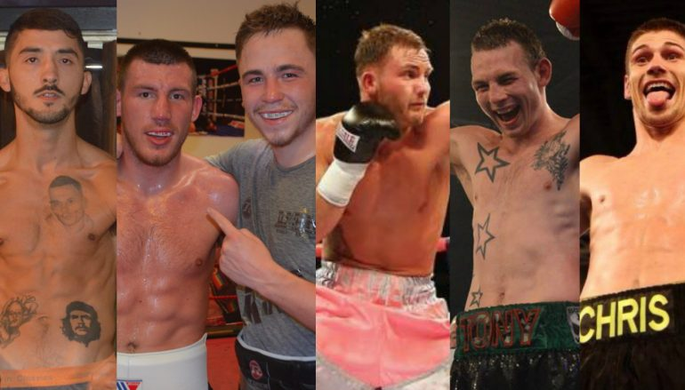 News Notes 10: Andrew Selby, Liam Williams, Alex Hughes, Dale Evans vs Tony Dixon, Chris Jenkins, UFC comes calling and more