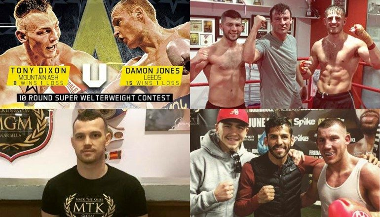 News Notes: Sanigar and Cyclone switch shows, Kody Davies leaves Team GB, Matchroom sign McGoldrick, Williams and Hughes train in Vegas and Clev calls out Badou Jack
