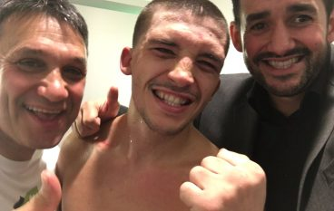Lee Selby shreds ring rust with stoppage of Spaniard Andoni Gago