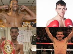 News Notes 14: Kennedy-Askins announced, Fred Evans aiming for return, Selby brothers due back in action and more
