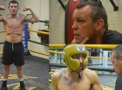 Gary Lockett's hardest challenge has been to hold 'The Machine' back from full throttle