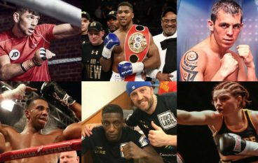 News Notes 15: Joe Cordina, Anthony Joshua, Craig Evans, Craig Kennedy, Jermaine Asare, Y Ffeit and Ashley Brace