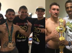 Contrasting fortunes in Cardiff double header for Andrew Selby and Craig Kennedy