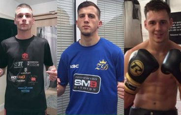 Chris Jenkins, Zack Davies and Mano Lee get hat-trick of wins for Gary Lockett's gym