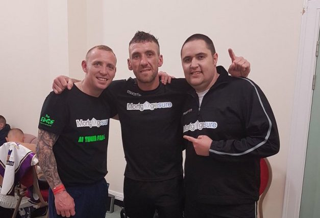 Geraint Goodridge, Lance Cooksey and Kieran Gething record first professional wins