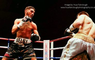 Andrew Selby eager to make a mark on the world scene