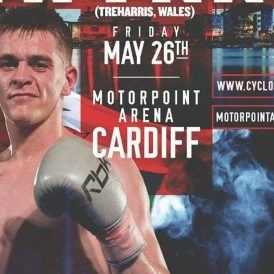 Best of the rest: Youngsters stand out on Cyclone Promotions show undercard