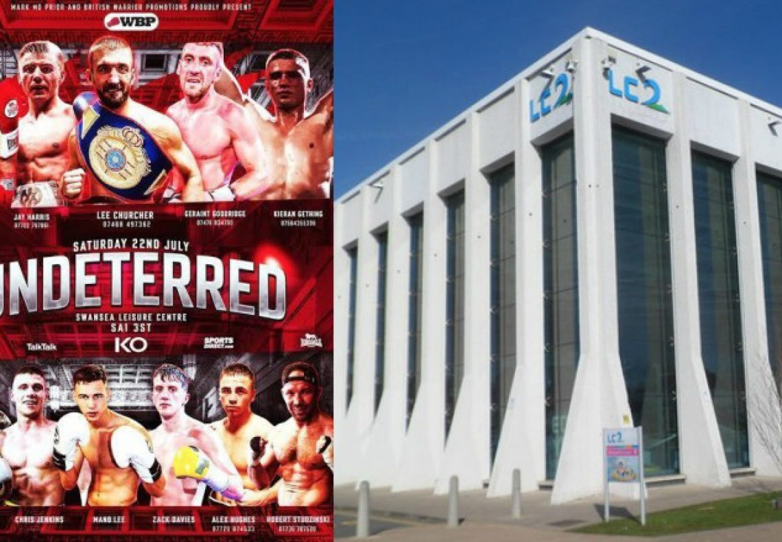 Preview: Welsh Fight Academy returns to Swansea