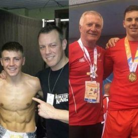 News Notes 18: Clean sweep at Welsh Fight Academy and four medals at the Commonwealth Youth Games
