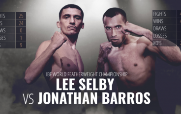 Preview: Lee Selby vs Jonathan Victor Barros