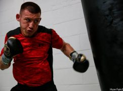 Liam Williams unfazed by Liam Smith's verbal attacks ahead of grudge rematch