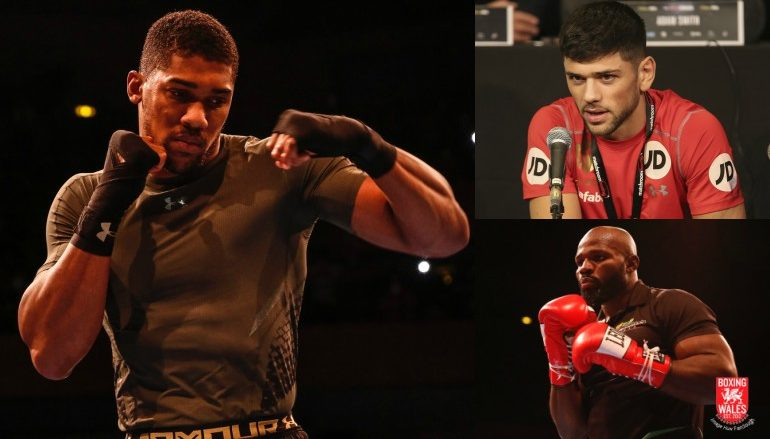 THE ULTIMATE PREVIEW: Anthony Joshua takes over Cardiff