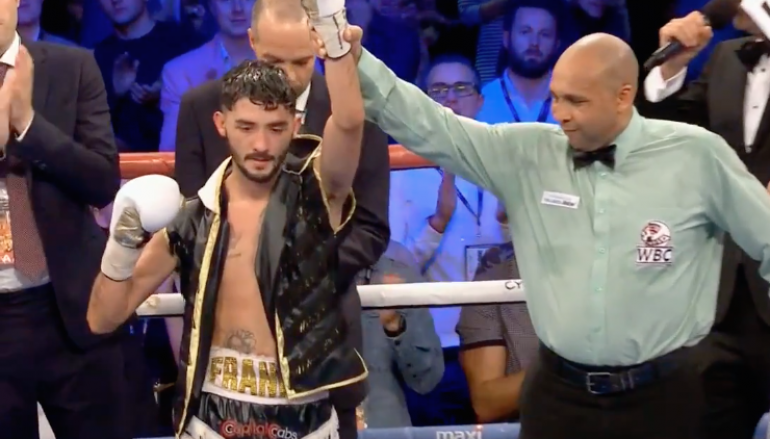 Andrew Selby steps closer to world title shot with eliminator win