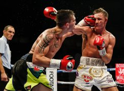 Craig Evans with career best performance to see off Tom Stalker in trilogy fight