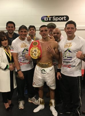 Lee Selby caps 2017 with another title defence as more significant dates are lined up for next year
