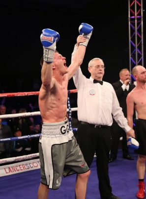AND THE NEW! Gwynne crowned Welsh champion after war with Janes