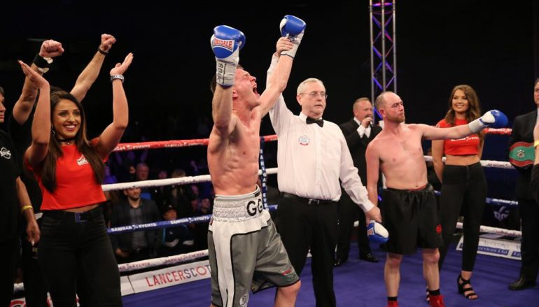 Gavin Gwynne crowned Welsh champion after war with Henry Janes