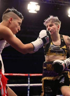 Confusion with the cards! Brace draws with Sorroche in European title bid