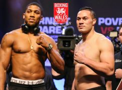 Anthony Joshua unifies heavyweight world titles with decision victory over Joseph Parker in Cardiff