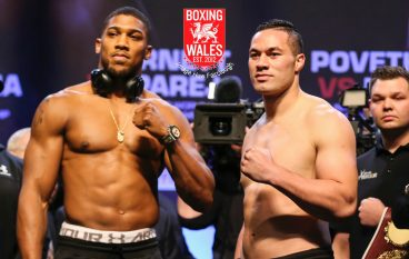 Anthony Joshua unifies heavyweight world titles with win over Joseph Parker in Cardiff