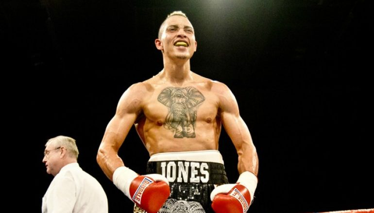 Morgan Jones to make the most of Matchroom opportunity and issue warm Welsh welcome to Mose Auimatagi Jnr