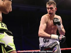 Welsh champion Gavin Gwynne victorious on return from injury; Tinklin impresses as chief support