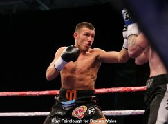 Liam Williams in no mood to tolerate 'boring' British title challenger Joe Mullender