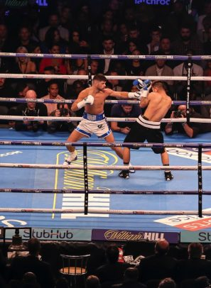 Big time boxing back in Cardiff? Joe Cordina could headline Cardiff show soon