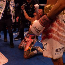 Josh Warrington stuns Lee Selby to take IBF world title