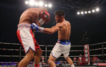 Classy Joe Cordina collects Commonwealth title against Birkenhead's brave Sean Dodd