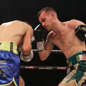 Sean McGoldrick makes exciting return to Wales with eight-round decision win