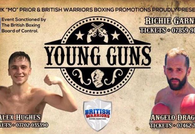 Live results: British Warriors stage nine-fight show in Llandarcy