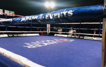 Live ringside reports: Sanigar Events show goes on with seven-fights in Merthyr