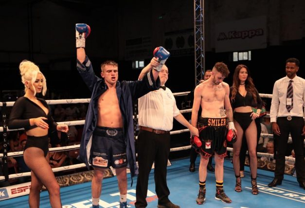 Kieran Gething retains Welsh title with close decision win over Craig Woodruff