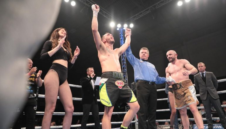 Clever Craig Evans repeats decision over game Stephen Ormond