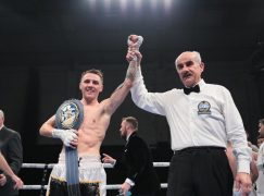 Jay Harris dominates Angel Moreno to secure European glory