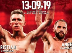 Angelo Dragone undone by suspect scorecard as Kristian Touze becomes new Welsh champion