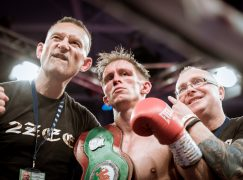 Kristian Touze controversially outpoints Angelo Dragone for Welsh title