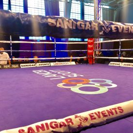 LIVE RINGSIDE RESULTS: Sanigar Events prelims and undercard