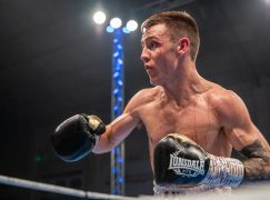 Jay Harris breaks down Paddy Barnes in Belfast and eyes world titles