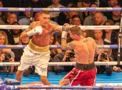 Lee Selby keeps world title hopes alive in clash of former world champions